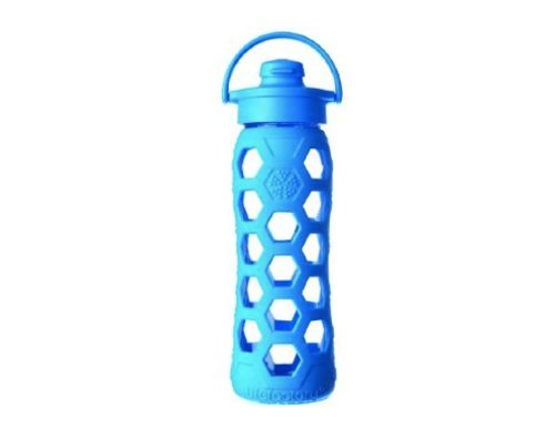 Gorgeous Glass Water Bottle – No Nasty Plastic Chemicals