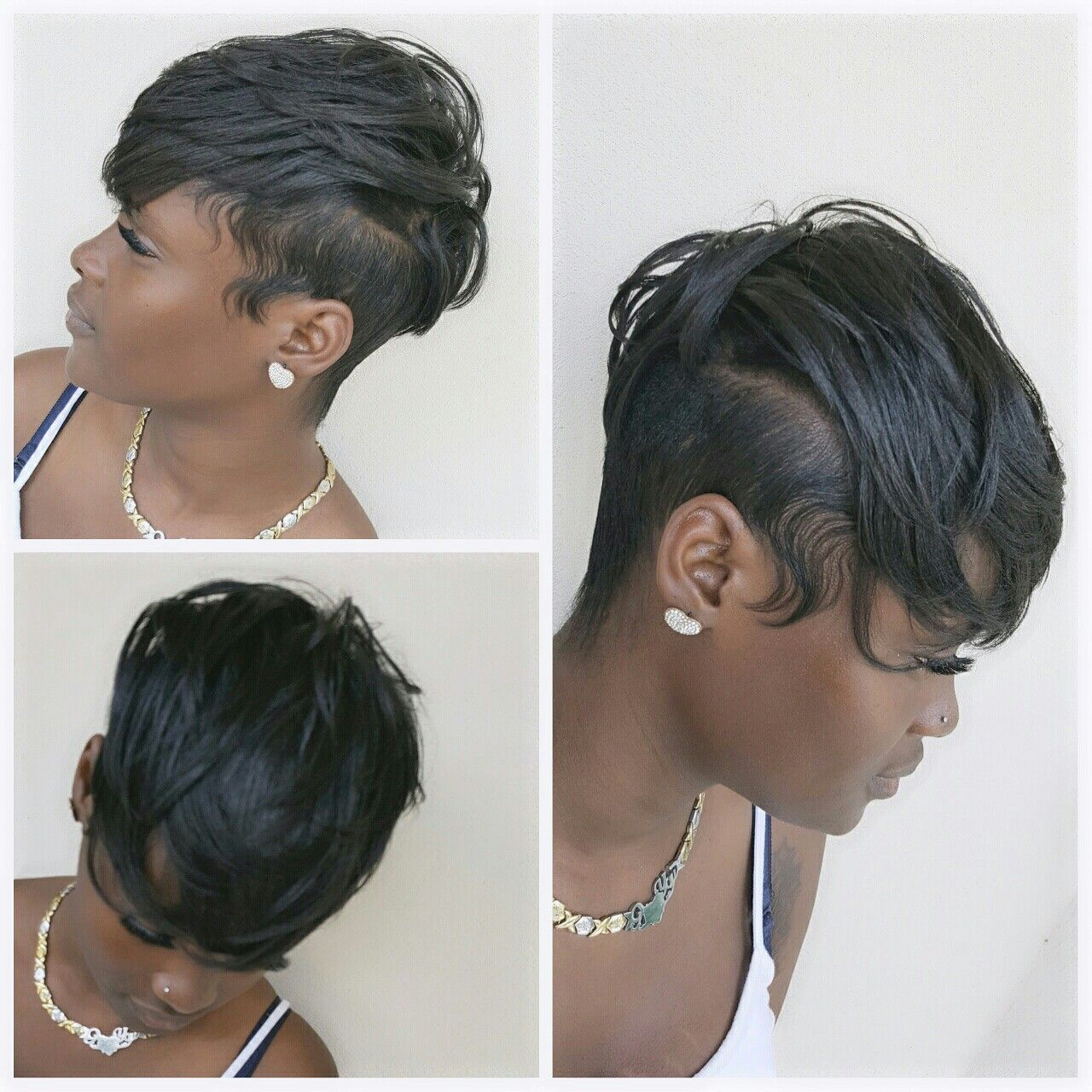 Pin on Black girls hairstyles