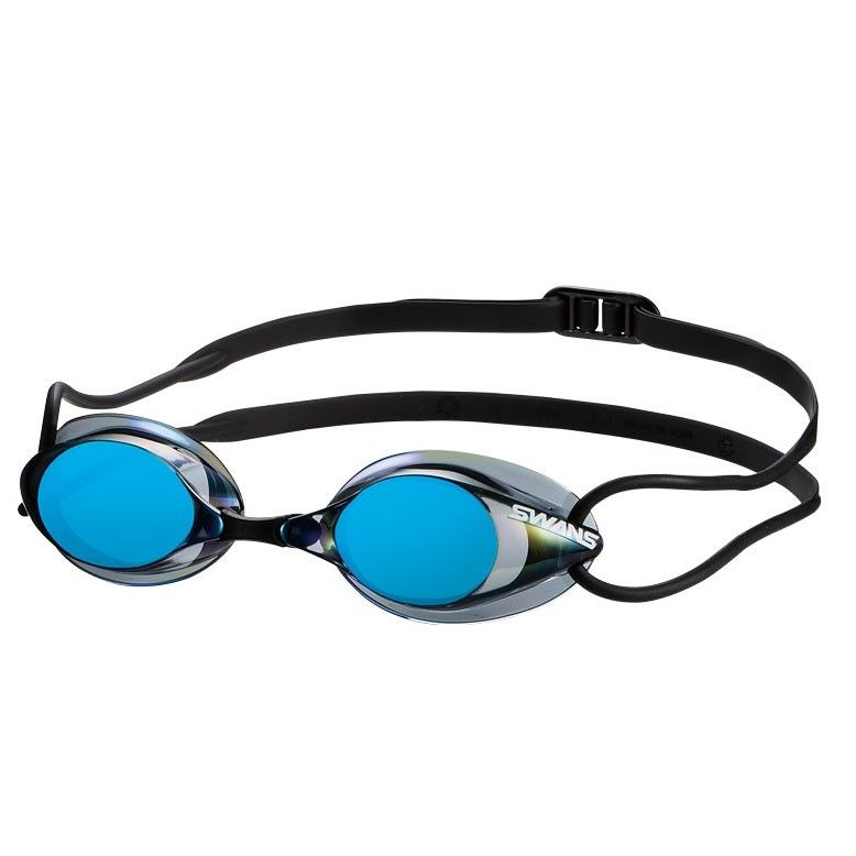 b2333ac0a249 Swans SR1M Optical (blue mirrored finish). The Swans SR1M features a gasket-