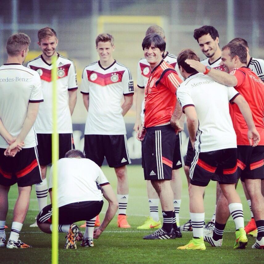 @DFB_Team Die Nationalmannschaft des Deutschen Fußball-Bundes (DFB) Frankfurt, Deutschland team.dfb.de  twitter.com