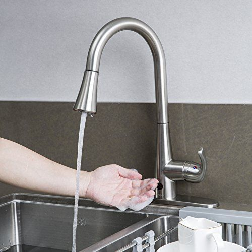 Best Touchless Kitchen Faucet 2018 Best Touchless Kitchen Faucets