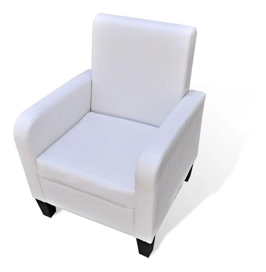 Fauteuil chaise siège lounge design club sofa salon cuir ...