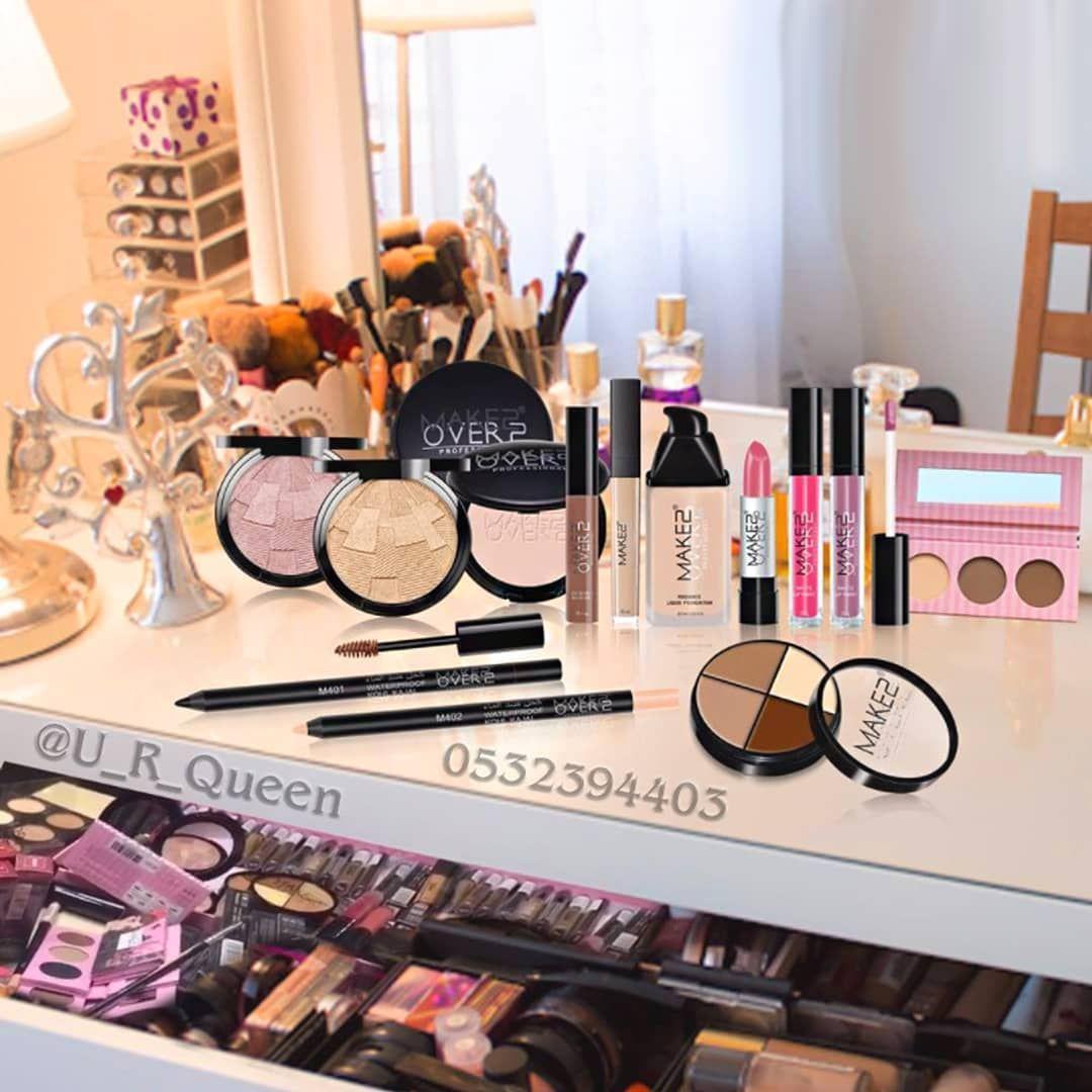 ee1b078c3 منتجات ميك أوفر الرائعه . #أظلال #شادو #مكياج #ميك_اب #makeup #إضاءة ...