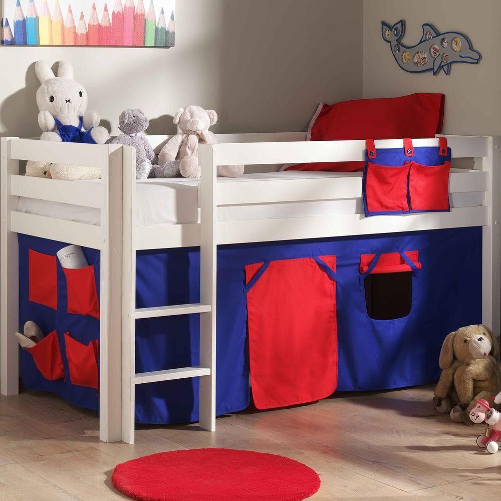 tente de lit domino d co tente de lit lit enfant. Black Bedroom Furniture Sets. Home Design Ideas