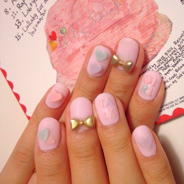 Tumblr | Nail art and toes | Pinterest | Kawaii shop, Kawaii nails ...