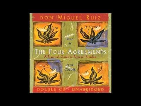 Four Agreements Miguel Ngel Ruiz Audiobook Full Youtube