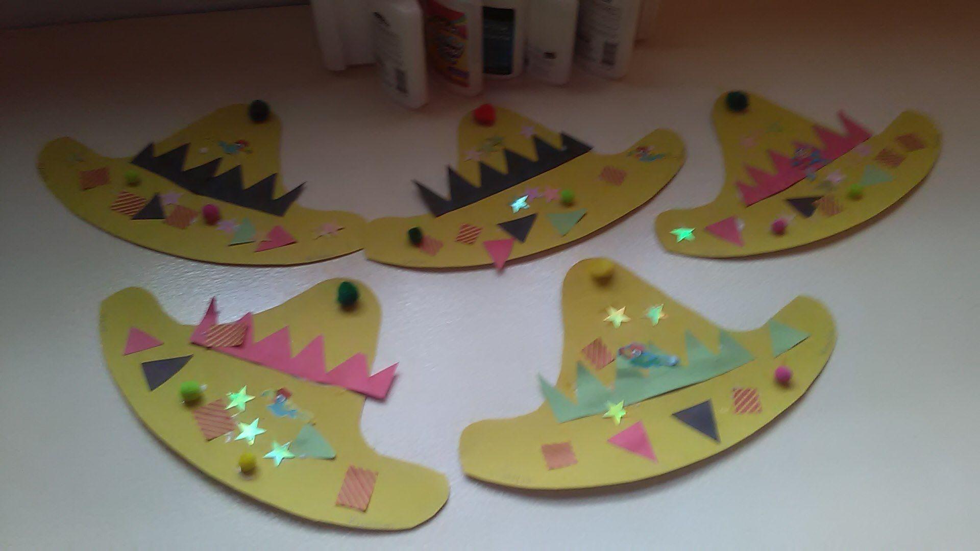 The Children Enjoyed Decorating Their Cinco De Mayo