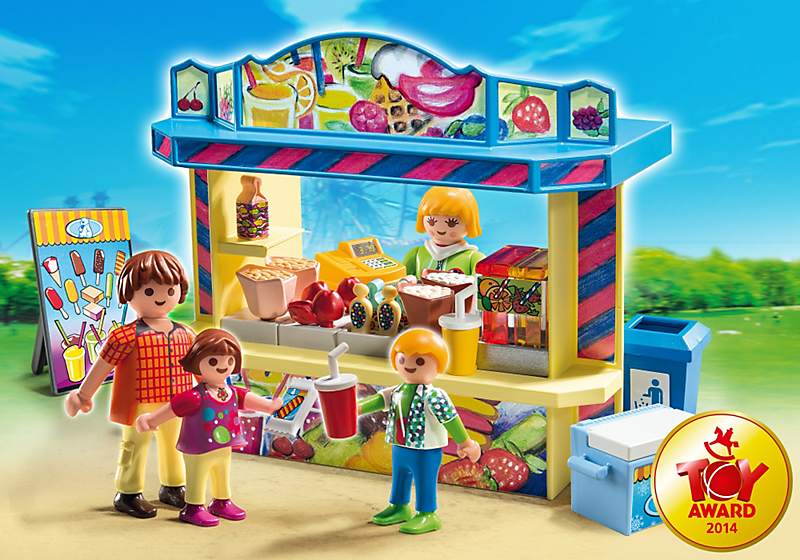 Candy Stand Playmobil Play Mobile Playmobil Deutschland