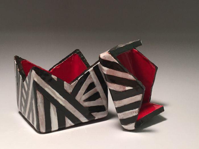 """Slab Boxes"", a blog post by Maine high school art teacher Janna DeWan…"