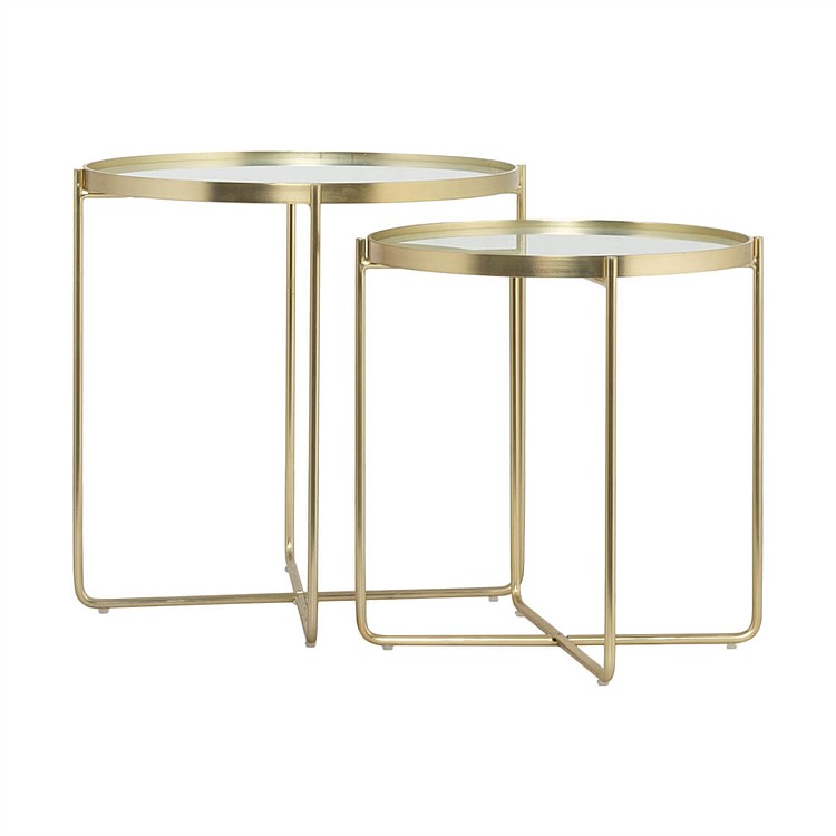 Hathaway Nested Table | freedom