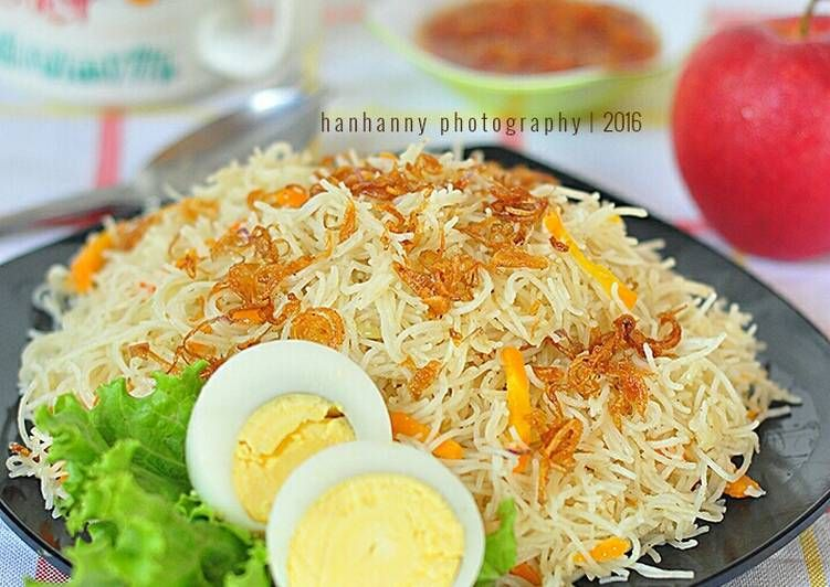 Resep Bihun Goreng Kampung Oleh Hanhanny Resep Resep Masakan Indonesia Resep Masakan Asia Masakan Asia