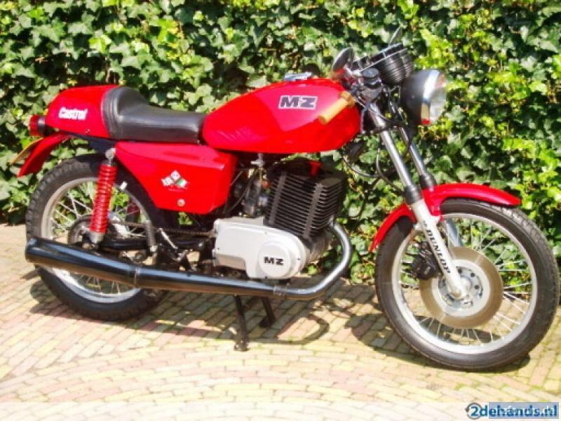 MZ ETZ 251 301 Bildergalerie im DDR-Motorrad.de