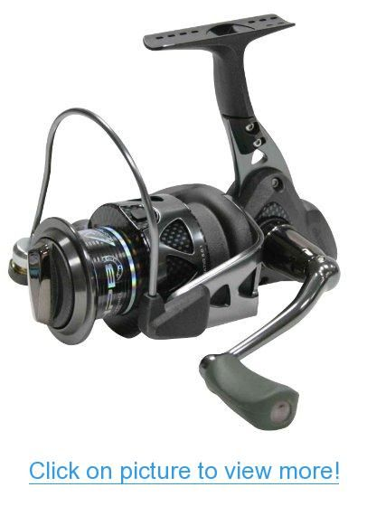 Okuma Trio Standard Speed Spinning Reel