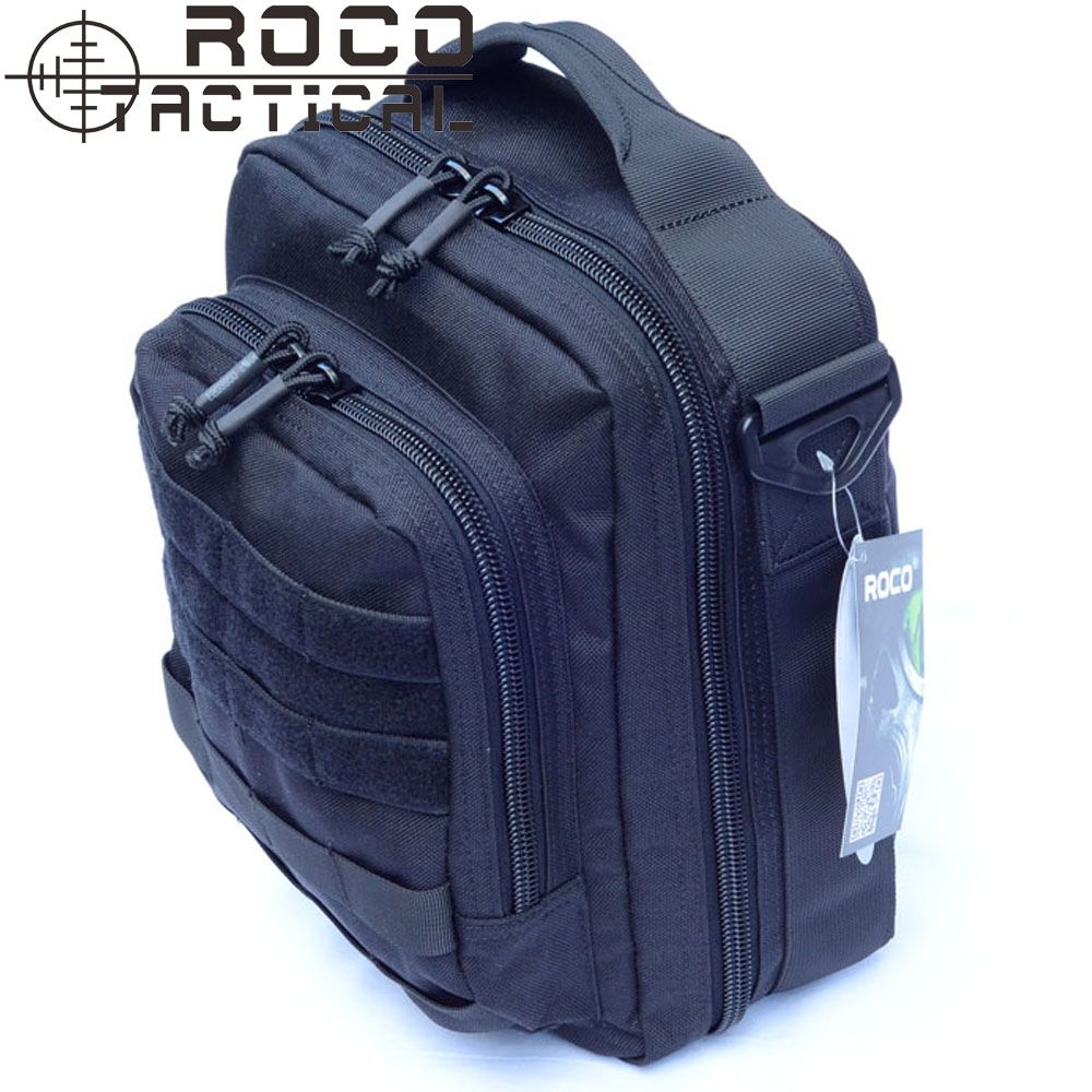 ROCOTACTICAL Military EDC Bag Army Travel Multifuction Molle Sports  Messenger Shoulder Bag for Ipad 2 3 b3692b3188629