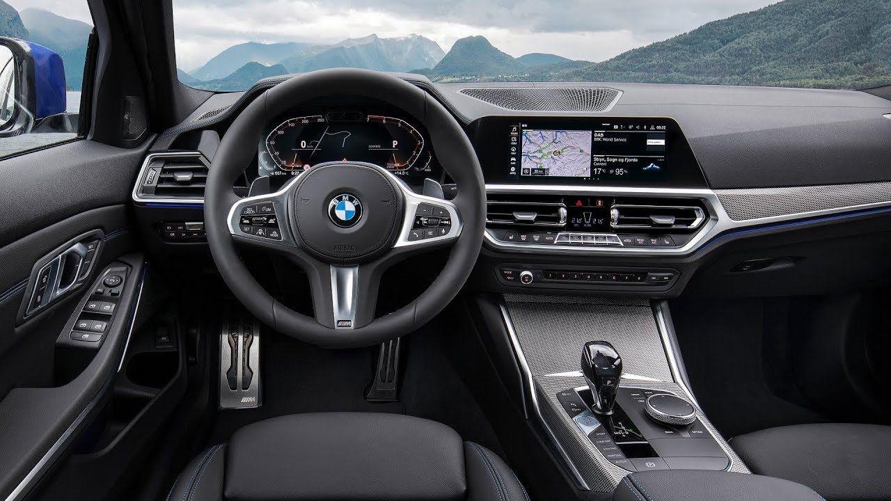 Bmw G20 330i Sedan Interior Design Bmw G20 330i Sedan Mperformance Mpackage Portimaoblue Sportline Luxuryline S New Bmw 3 Series Bmw 3 Series New Bmw