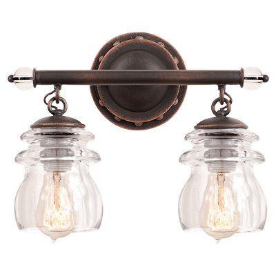 Kalco lighting brierfield 6312 bathroom vanity light 6312ac