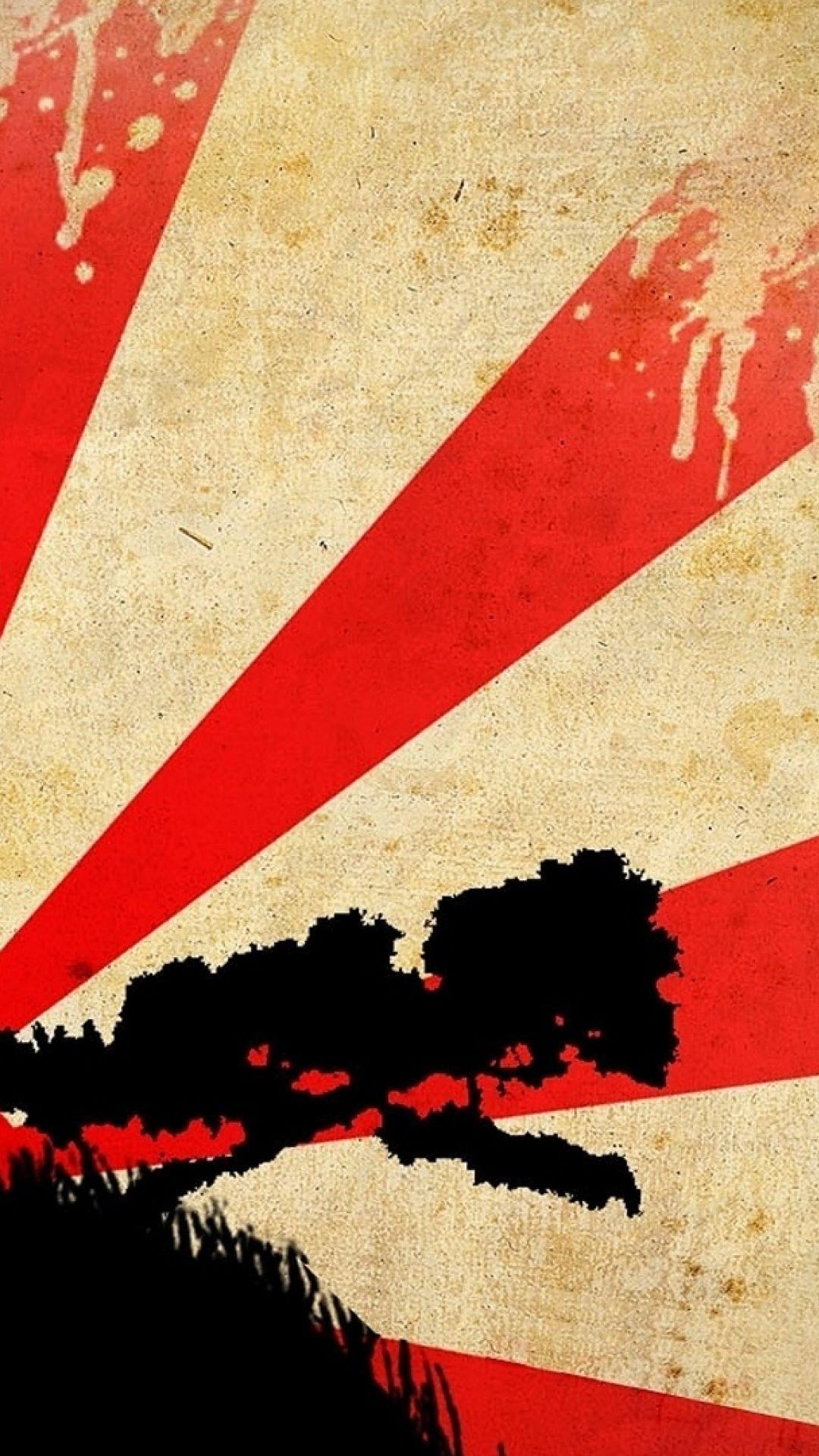 レトロな和風のスマホ壁紙 壁紙 レトロ