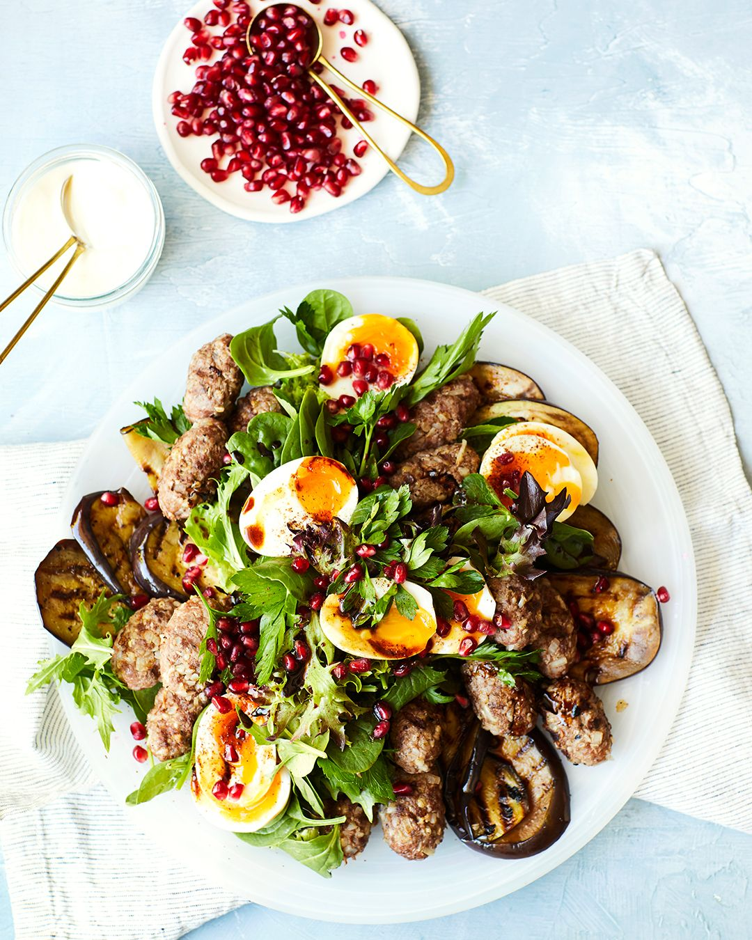 Tonight We Re Making Lamb And Buckwheat Kofta S From Our