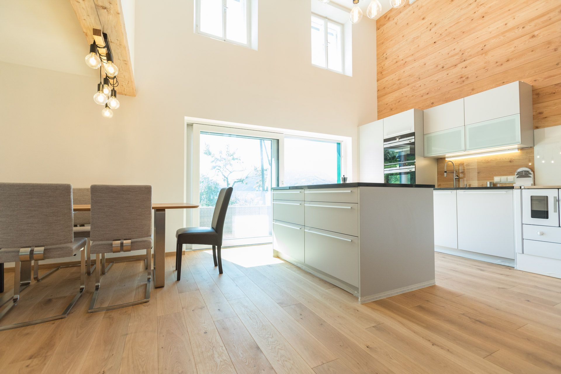 Weiss Naturholzdielen - für ein gutes Wohngefühl. #Holz #Dielen ...