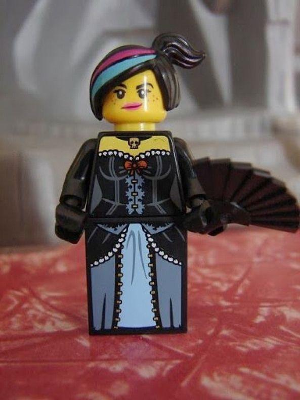 Toyriffic: Lego Movie Minifigures Girl #animationmovies # ...