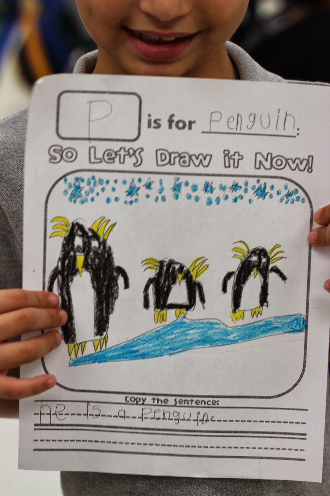 Starting Our New Unit Penguins