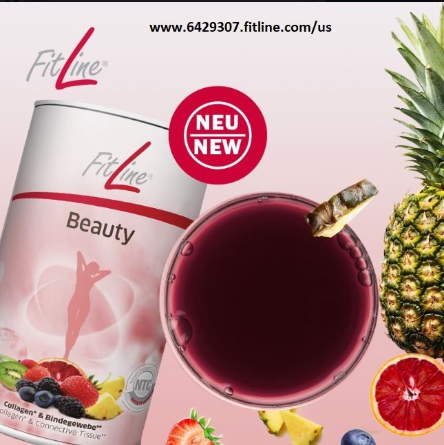 Fitline Beauty in 2020 | Collagen drink, Collagen, Strong ...