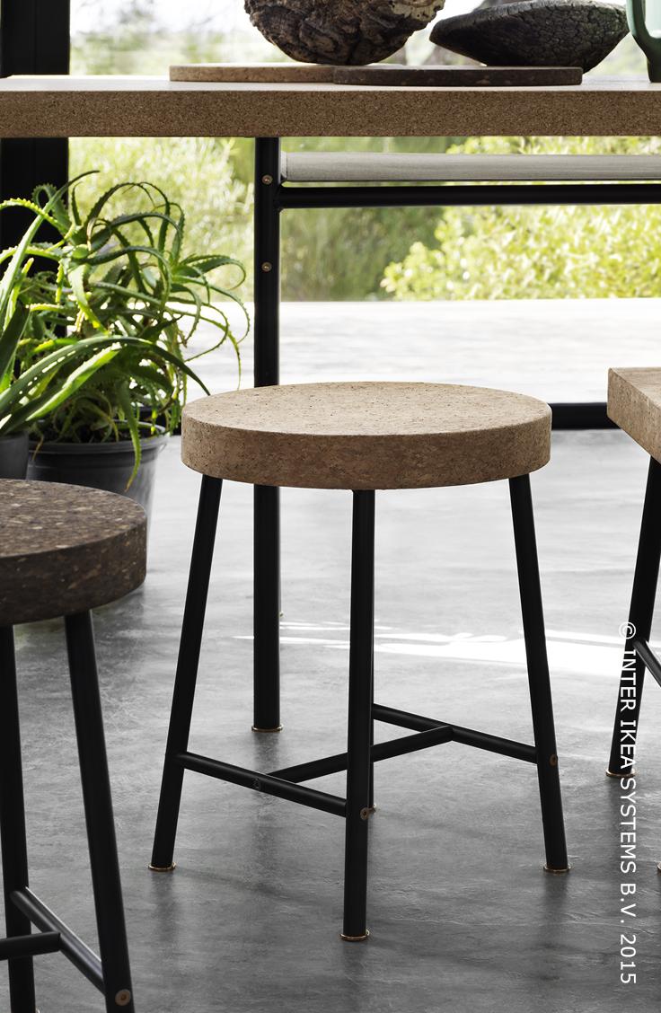 SINNERLIG kruk #IKEABE #SINNERLIG #eetkamer #aantafel | IKEA ...