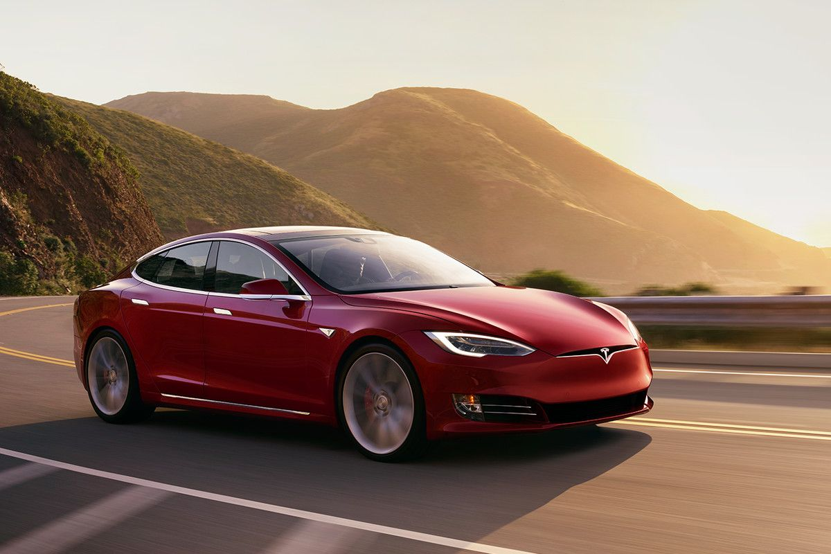 Tesla Car Giveaway