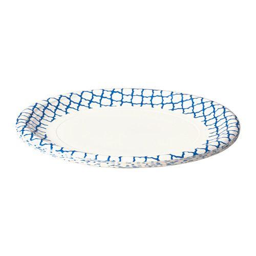 IKEA - SOMMAR 2016 Paper plate  sc 1 st  Pinterest & IKEA - SOMMAR 2016 Paper plate | Tableware | Pinterest | Tablewares ...