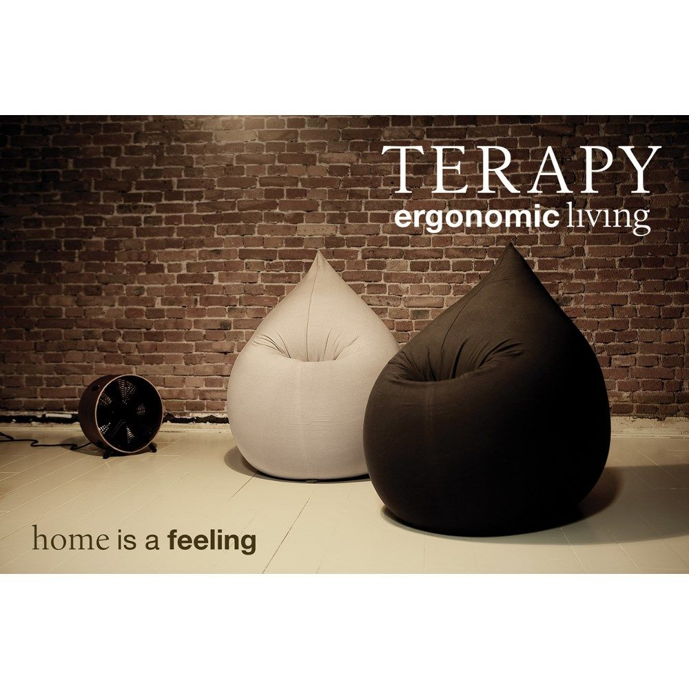 Terapy Zitzak Mini.Terapy Elly Zitzak Donkergrijs Inspiration New Home Huiskamer