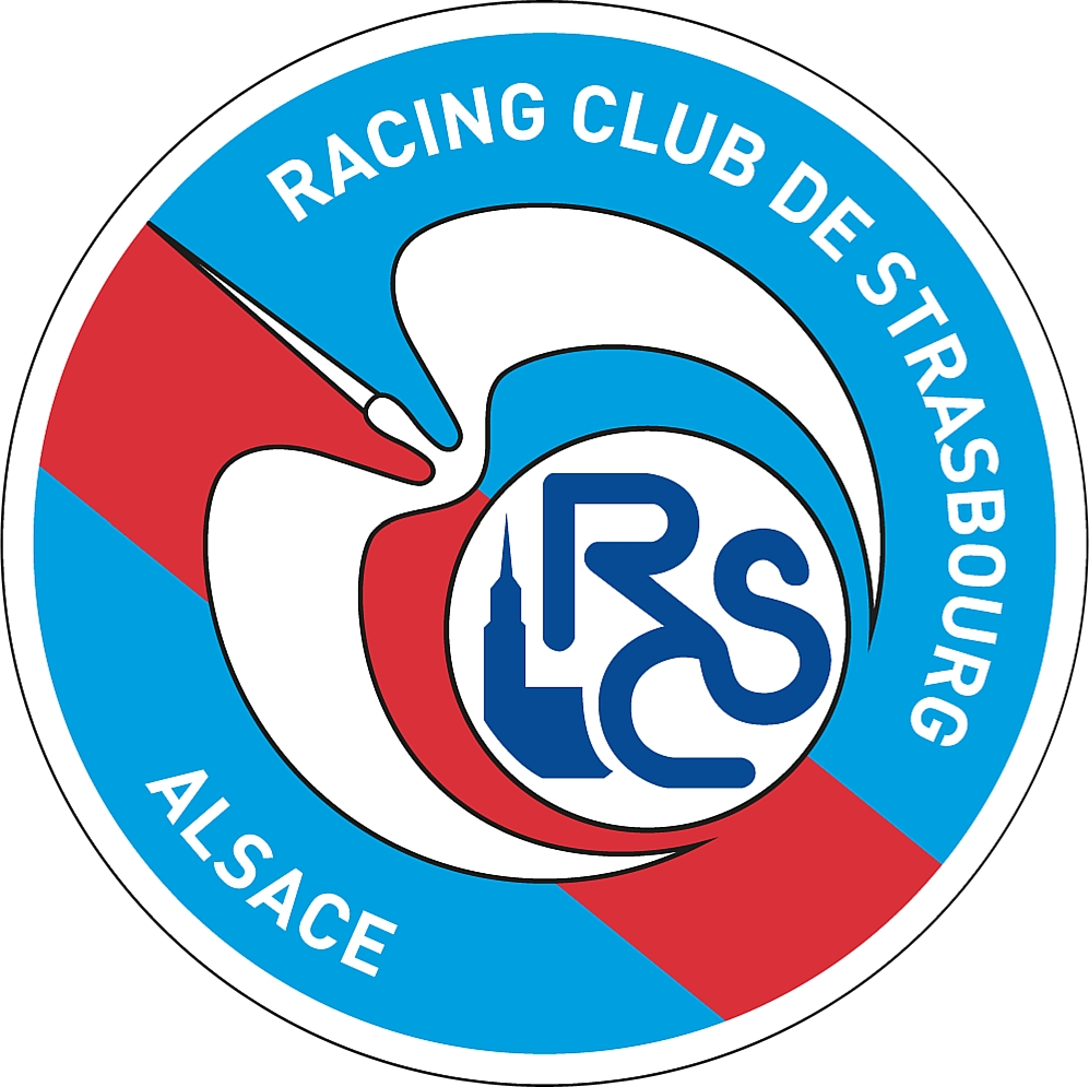 Très Racing ClubStrasbourg Alsace - Foot - France | European Football  OR33