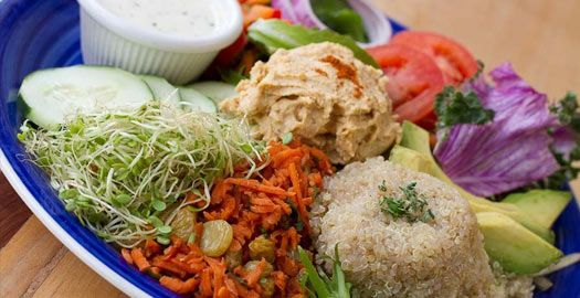Our Guide To Vegan And Vegetarian Fare In Indianapolis