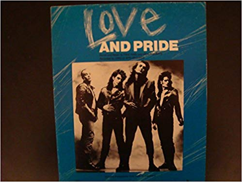 Love and Pride / King / Piano Vocal Guitar Paul King