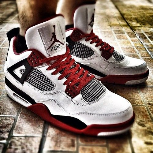 info for d52f4 bed96 ... discount code for jordan 4 fire red jordan 4 red lace 526f9 4e735