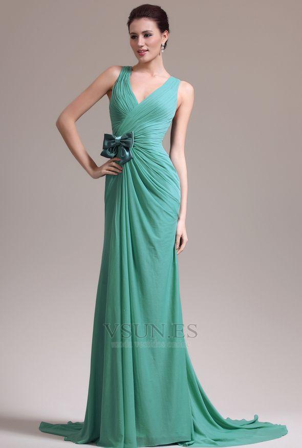 Como hacer un vestido de noche drapeado