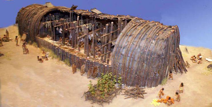 iroquois houses