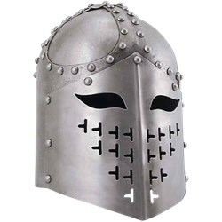 Spangenhelm By Medieval Collectibles 188 10 Medieval Helmets Medieval Armor Knight Armor