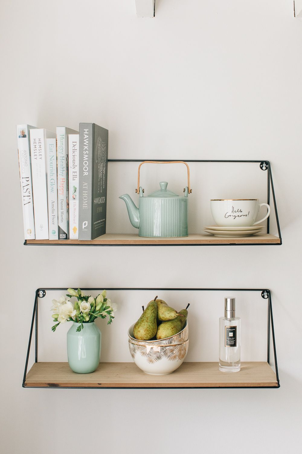 Scenting Your Home {With Jo Malone London} | Open shelving, Kitchens ...