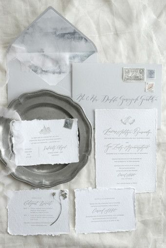 Calligraphy Wedding Invitation  Wedding Shot List Exquisite