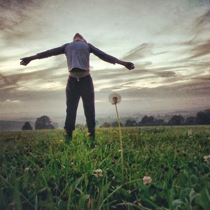 I Love Your Style - worshipping the last dandelion.