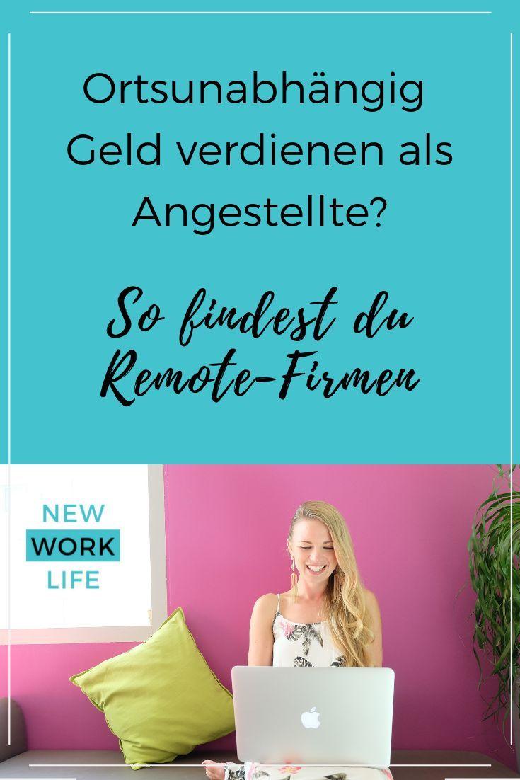So Findest Du Einen Job Im Internet - NeedMoney