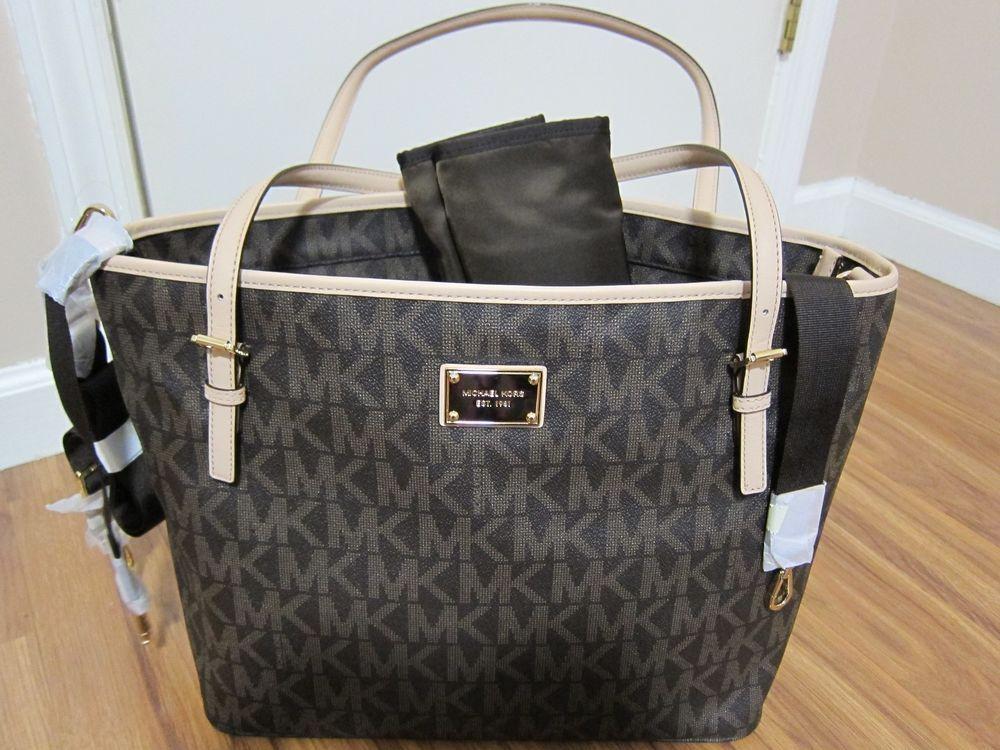 wholesale michael kors handbags from china michael kors signature brown bag