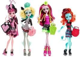 Image result for Monster High Boo York