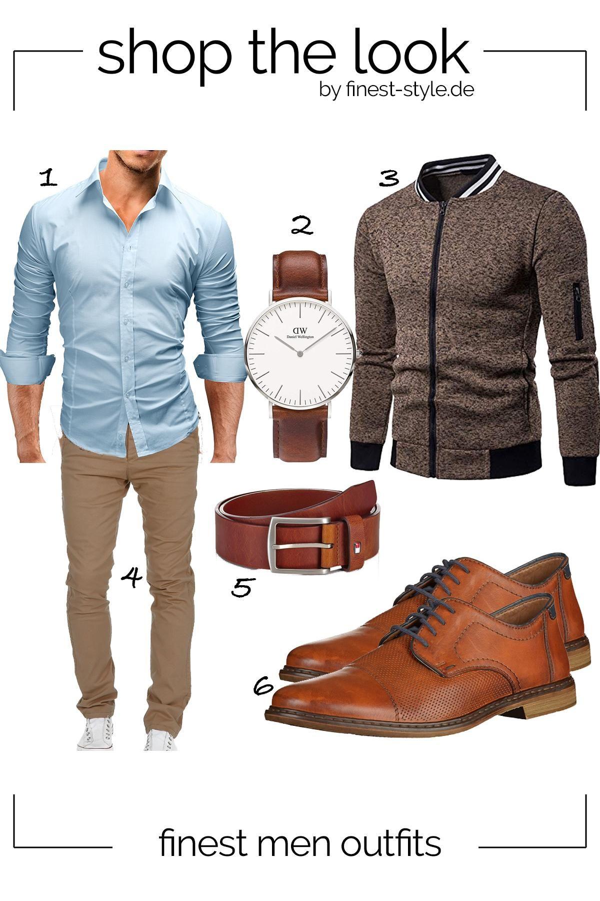 Cooler Herren Style kombiniert mit Teilen von Daniel