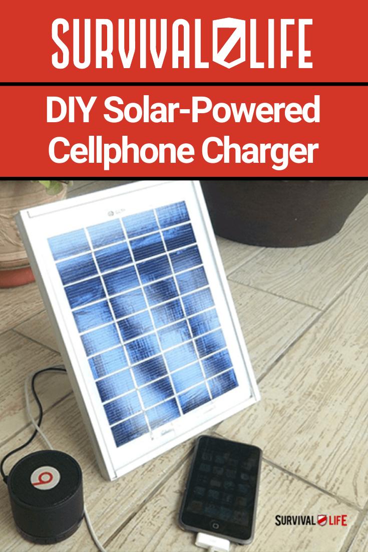 Diy Solar Powered Cellphone Charger Solar Power Diy Solar Powered Phone Charger Diy Solar