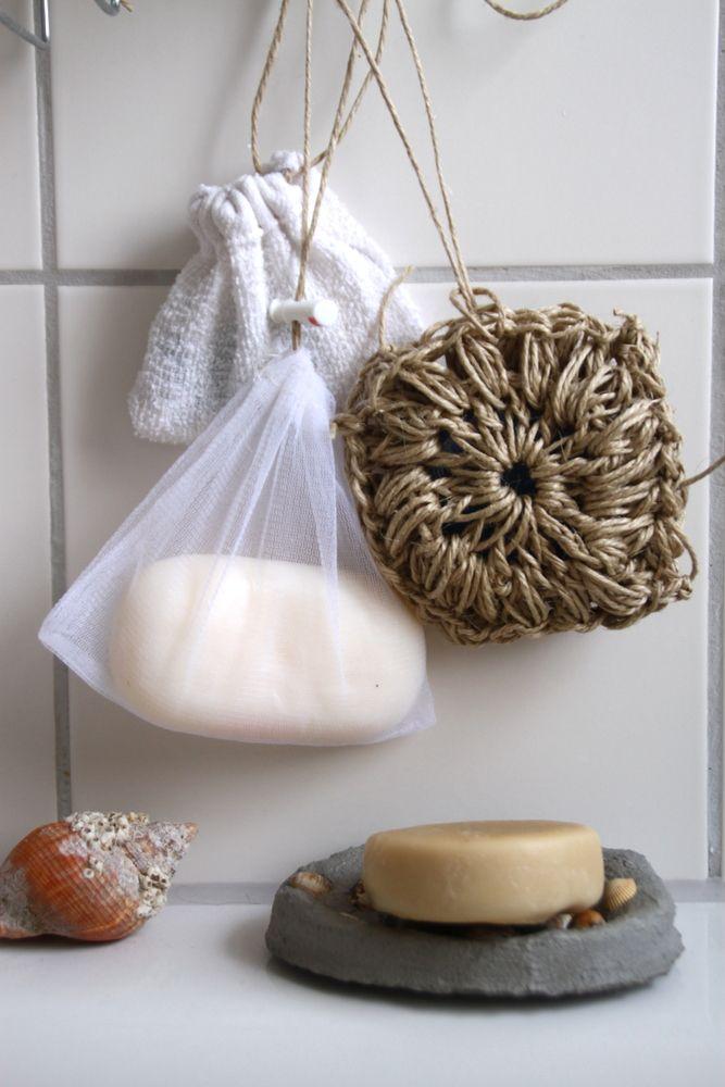 Cousez des sacs de savon vous-même – 3 idées de bricolage   – Mamahoch2  Inspirationen – Alle Beiträge zum Stöbern