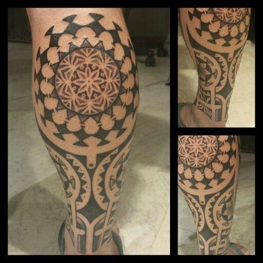 Traditional Maori Tattoos Leg: Tattoos, Back Tattoos