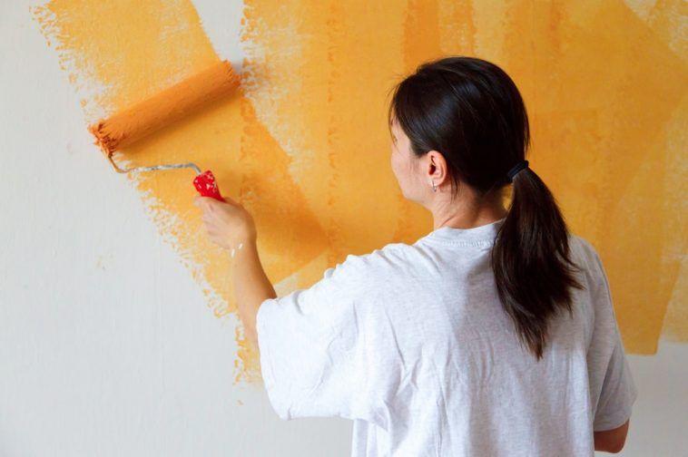 20 astuces pour devenir un pro de la peinture | Astuces pour peindre, Comment peindre un mur ...
