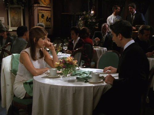 Friends ~ Episode Stills ~ Season 3, Episode 7 ~ The One with the