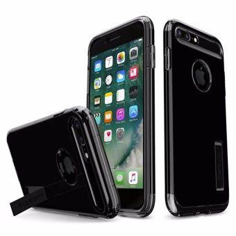 hot sale online 7fc38 85ca6 Buy Spigen iPhone 7 Plus Case Slim Armor Series Jet Black online at ...